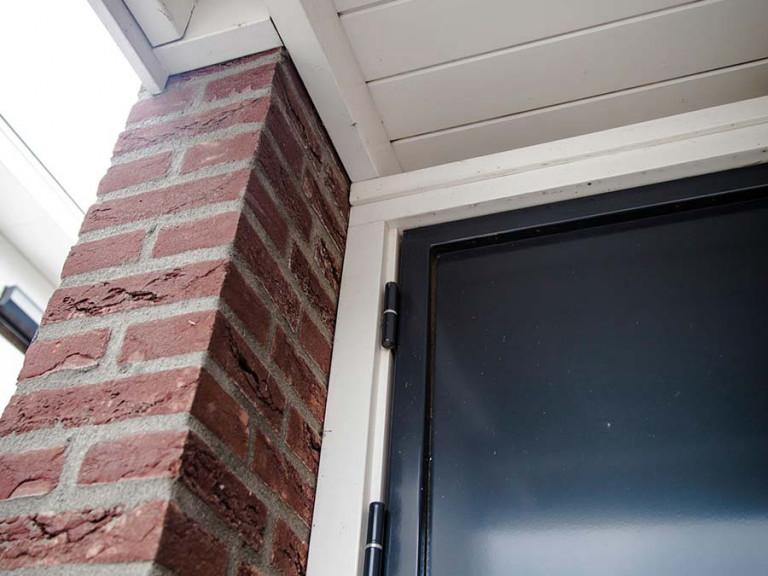 Stalen Poort, Garage, Carport Detail